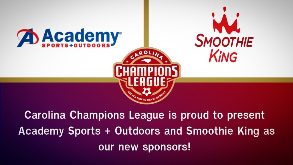Announcing Academy Sports + Outdoors and Smoothie King as new sponsors