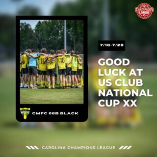 Safe travels and best of luck to @charlottemetrofc 06 boys as they head out to Colorado for @usclubsoccer National Cup XX!      #Soccer #Football #Carolina #ChampionsLeague #YouthSoccer  #USClub  #Development #DedicatedToDevelopment 