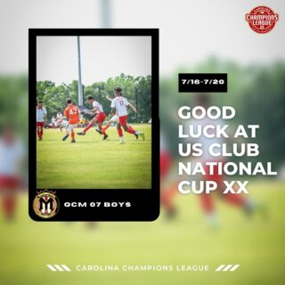 Safe travels and best of luck to @qcmutiny_fc 07 boys as they head out to Colorado for @usclubsoccer National Cup XX!      #Soccer #Football #Carolina #ChampionsLeague #YouthSoccer  #USClub  #Development #DedicatedToDevelopment 
