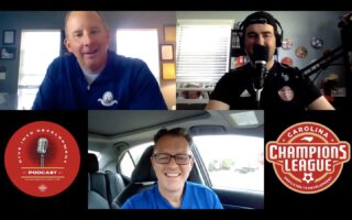 🚨 New Episode! 🚨   In the Spring finale of Dive Into Development, Chris talks with the founders of Fort Mill United! Link in bio  #YouthSoccer #FortMill #Soccer #Football #Carolina #ChampionsLeague #CarolinaChampionsLeague #FortMillUnited