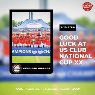 Safe travels and best of luck to @charlotteeagles 04 boys as they head out to Colorado for @usclubsoccer National Cup XX!      #Soccer #Football #Carolina #ChampionsLeague #YouthSoccer  #USClub  #Development #DedicatedToDevelopment 